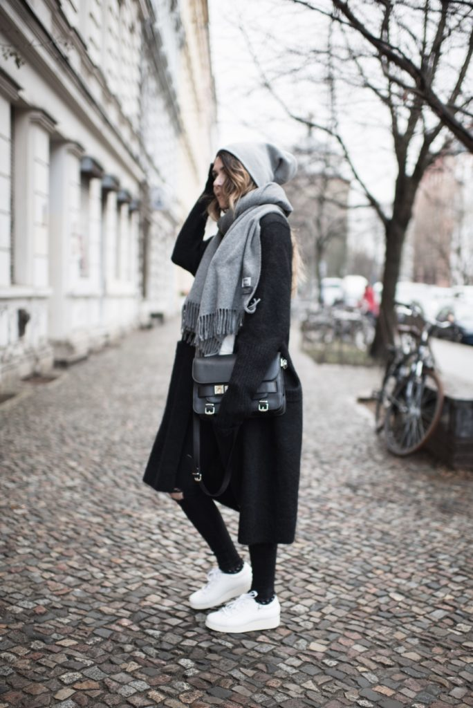 edgy minimal in Berlin