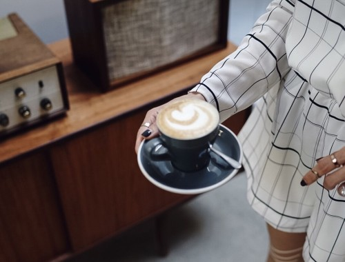 top 5 coffee shops of SF