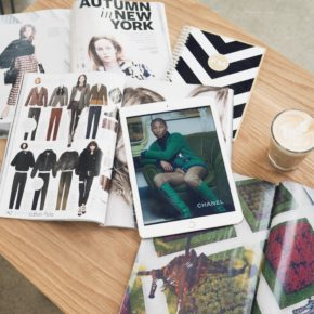 fall essentials // a new coffee shop in SF