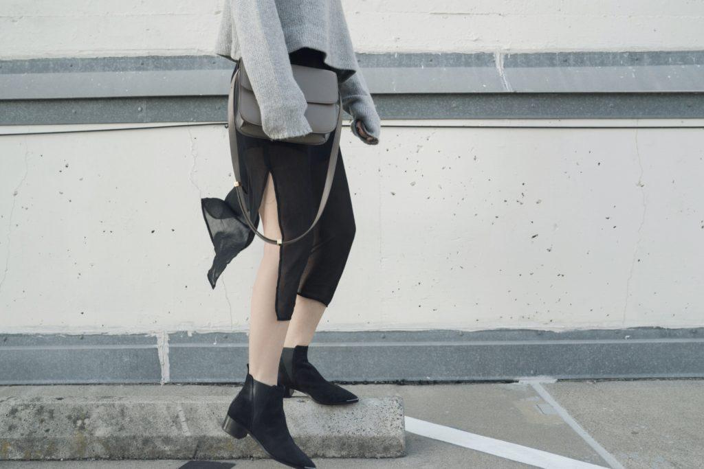 fashion mews grayscale
