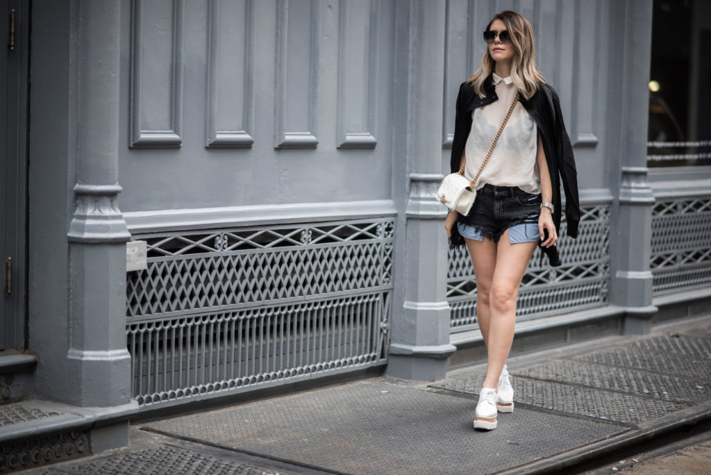 fashion mews NYC vs SF style