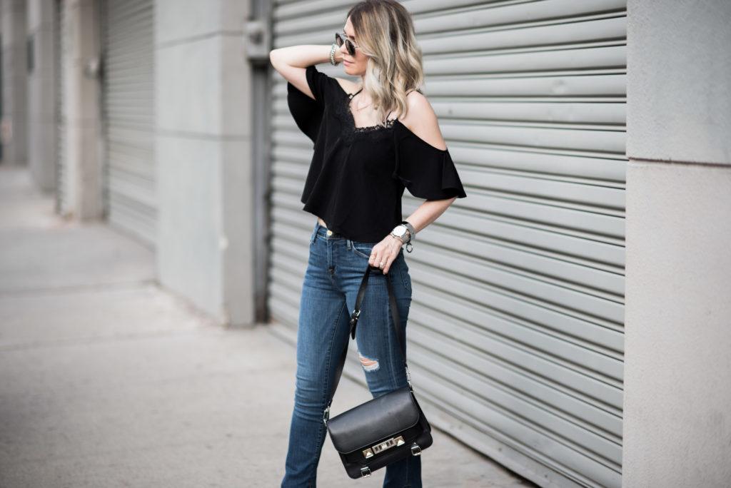 fashion mews hemline